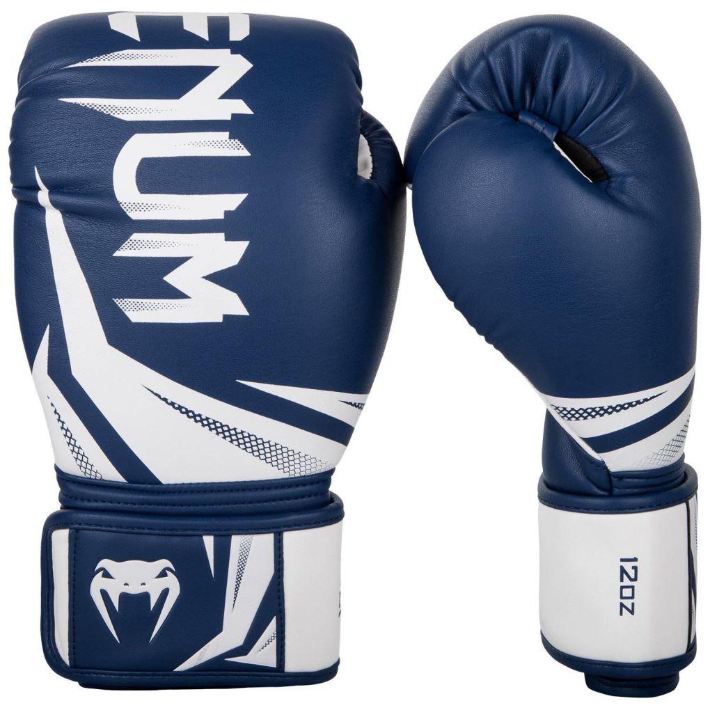 Venum Challenger 3.0 navy-blue boxing gloves