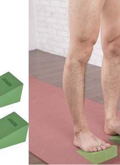 Cuñas Yoga Eva Verde