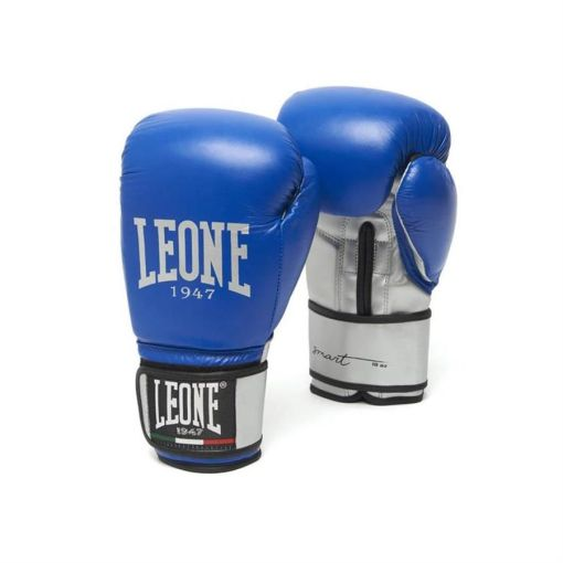 Guantes de Boxeo Leone 1947 Smart Azul