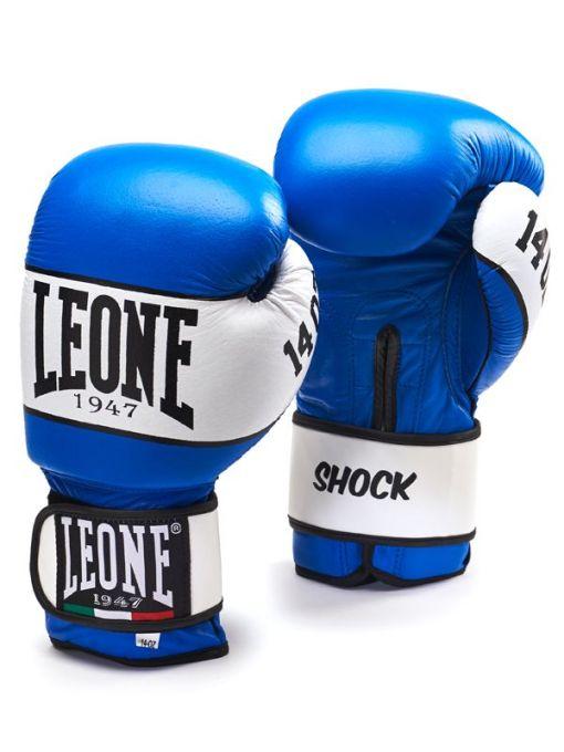 Guantes de Boxeo Leone 1947 Shock Azul