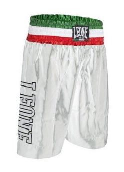 Pantalon de Boxeo color blanco