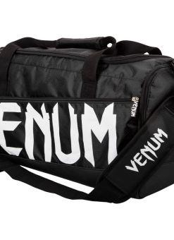 Bolsa Venum Sparring Negro-Blanco