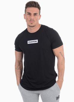 Camiseta Zero Phantom Negra