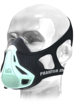 Máscara de entrenamiento Phantom Turquesa