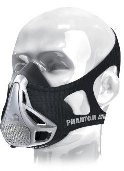 Mascara de entrenamiento Phantom Gris