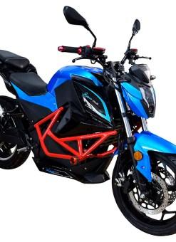 Moto Eléctrica ebroh Braco GLE Azul