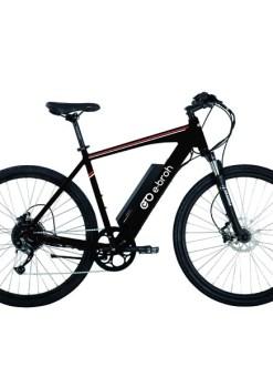 Bicicleta Eléctrica ebroh Cierzo Negro