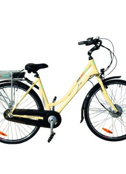 Bicicleta Eléctrica ebroh Hay Beige