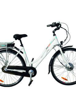 Bicicleta Eléctrica ebroh Haty - Blanco