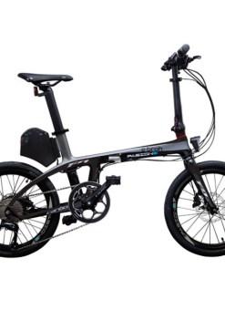 Bicicleta Eléctrica ebroh Pasione Gris