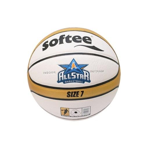 Balón de Baloncesto SOFTEE ALL-STAR Blanco