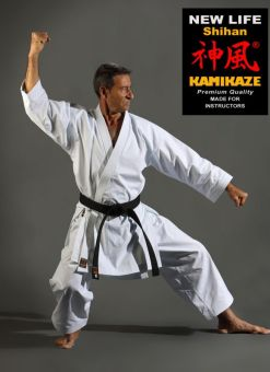Karategui Kamikaze NEW LIFE SHIHAN