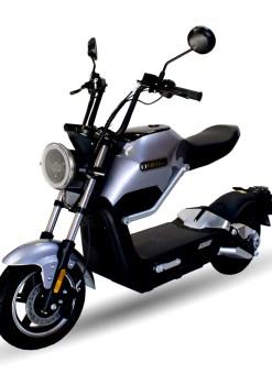 MIKU MAX MATRICULABLE MOTOR BOSCH / 20AH GRIS SUNRA