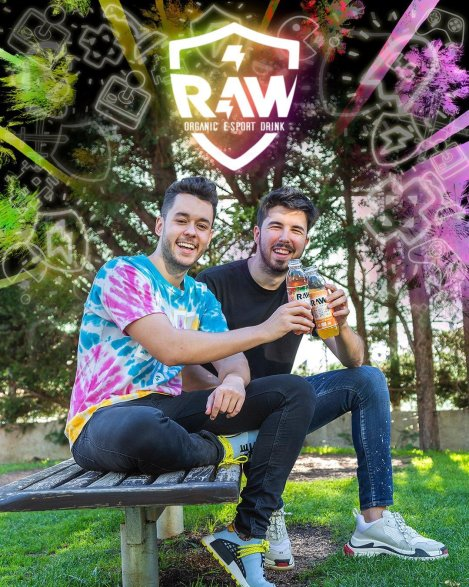 RAW Superdrink, El futuro del Gaming Willyrex y TheGrefg