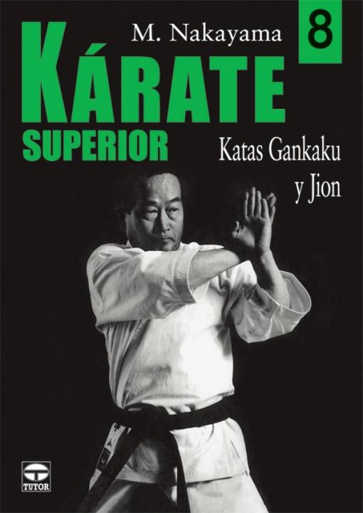 KÁRATE SUPERIOR 8 - KATAS GAKAKU Y JION