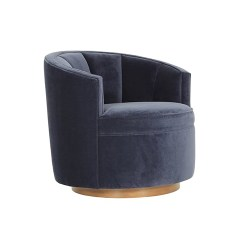 Swivel Chair Dimensions Target Club Jackie Marlon Uniform Velvet Kim Salmela Atelier Shop The Look