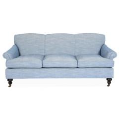 Crypton Fabric For Sofas Sofa Cushion Online India Joplin Denim Kim Salmela Atelier Shop The Look