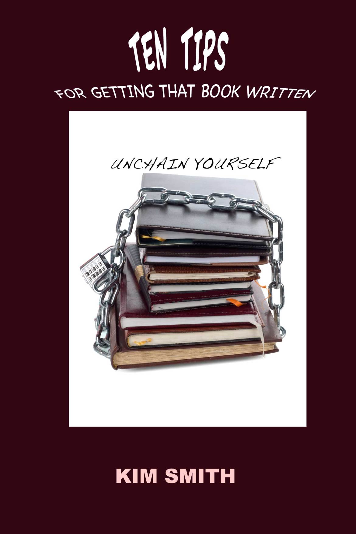 Ten Tips for Getting that Book Written