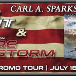 ​Promo Tour for Rescue Flight & Operation Firestorm by Carl A. Sparks