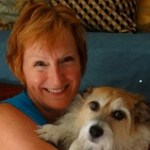 Meet Leslie Hachtel, author of Once Upon a Tablecloth
