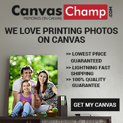photo prints on canvas