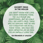 Excerpt from In the Holler