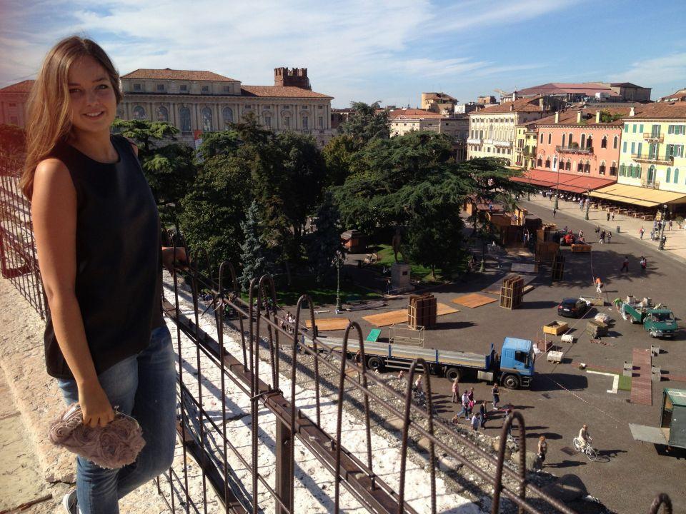 Italië italy arena verona