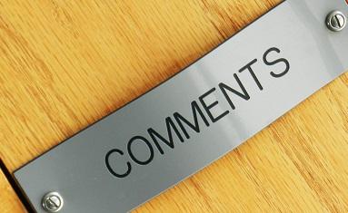 The art of giving feedback