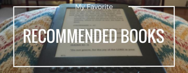 My Favorite Recommended Books