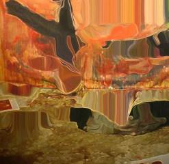 'hallucinogenic painting' 2010