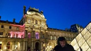 La Louvre, 2015