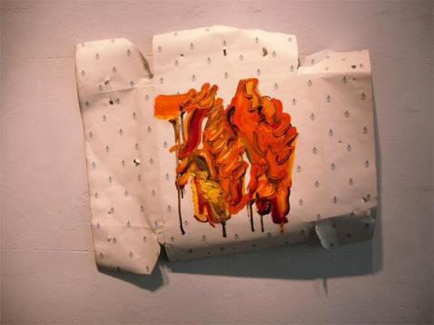Wallpaper ghosts 2004