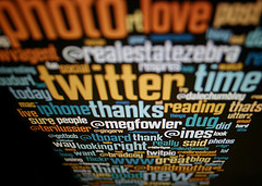 Twitter Wordle image