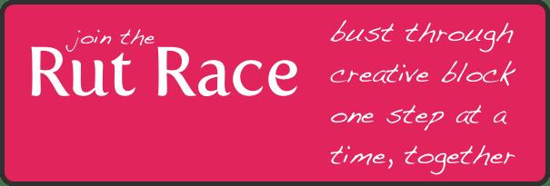 Rut Race badge
