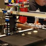 Lego pancake robot!