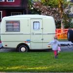 1974 Trillium camper trailer