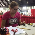 """""""No Rules with Paper Hats"""" – Vancouver Mini Maker Faire 2014"""