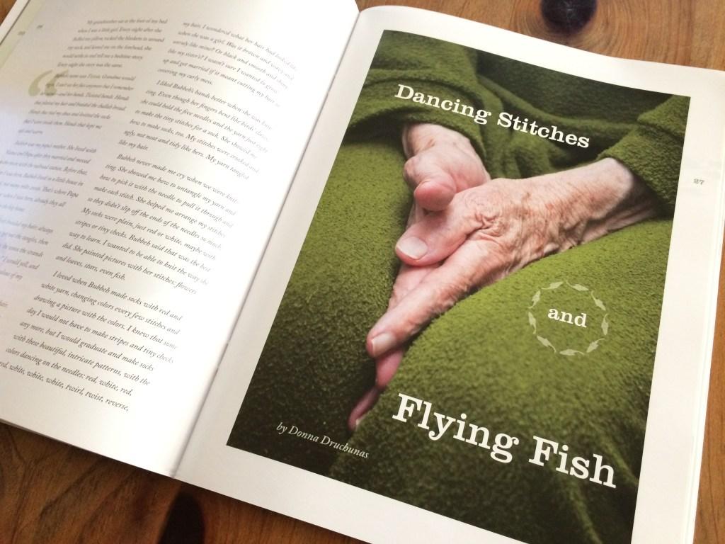 Stories in Stitches