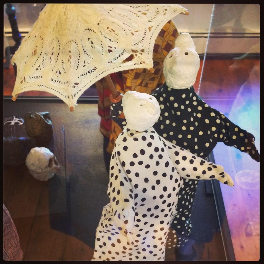 Gorey puppets