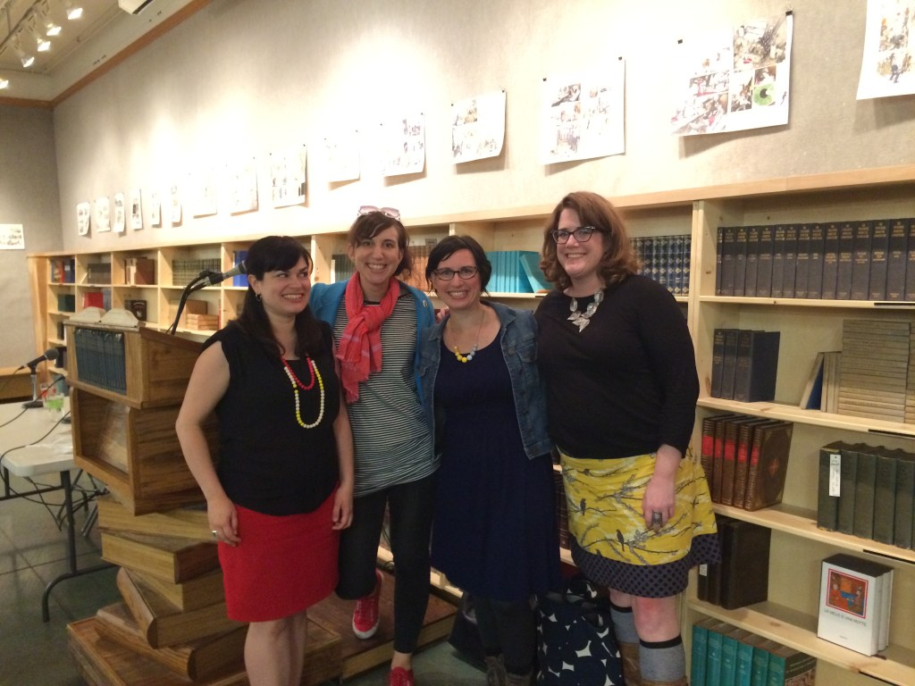Powell's Books signing event