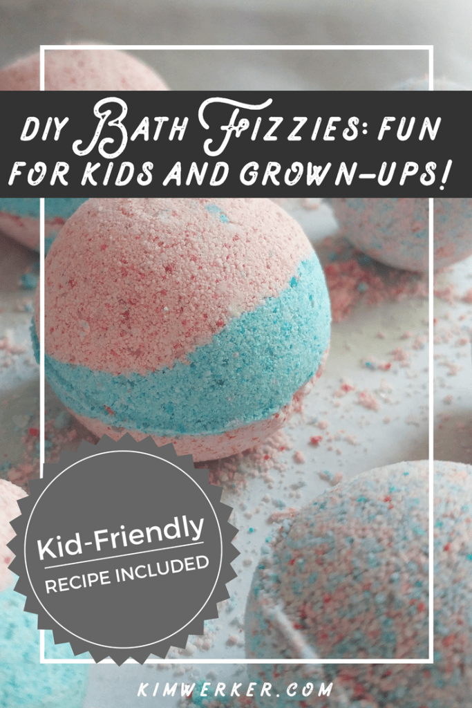 Bath Fizzies Fun For Kids And Grown Ups With Recipe