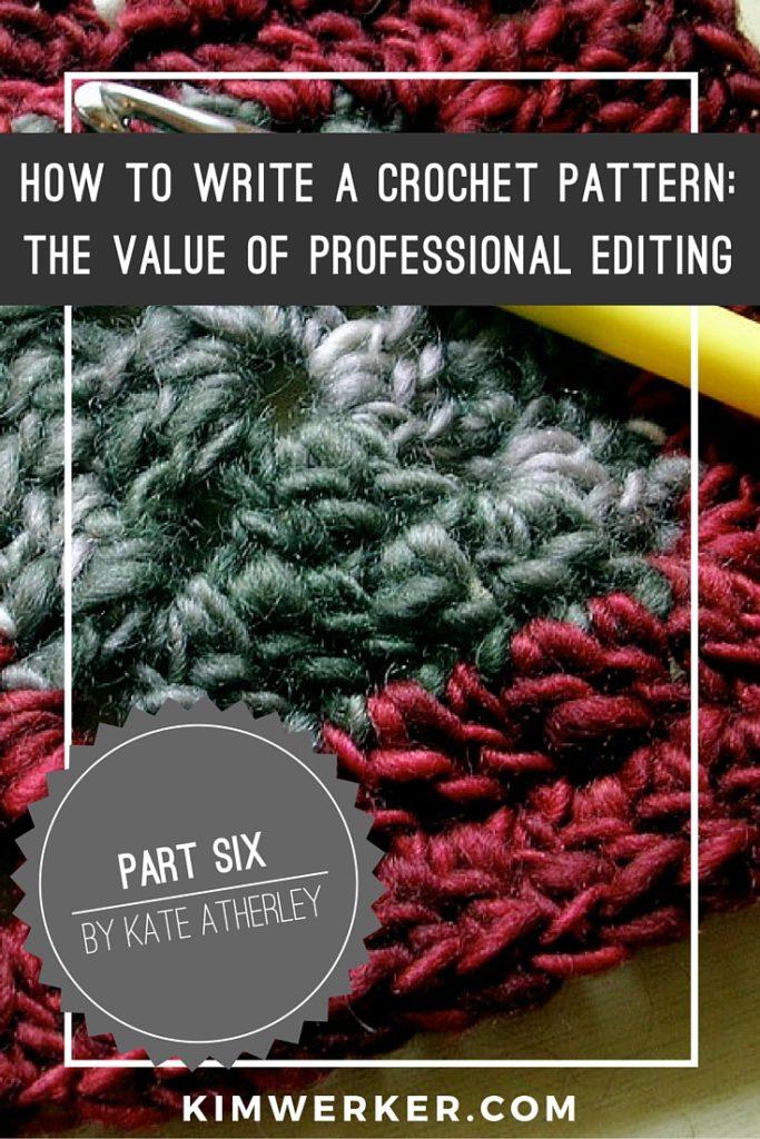 Crochet Pattern Pt 6 V1.0