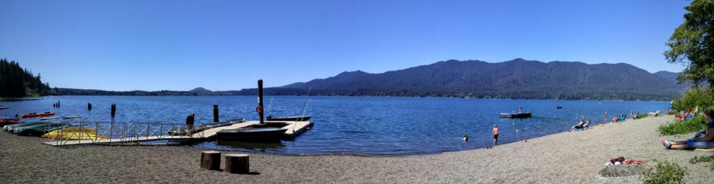 Lake Quinault, Washington
