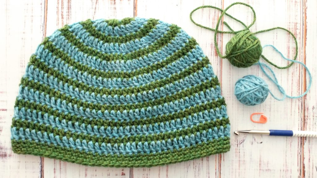 Crochet a Hat for Science - free crochet pattern