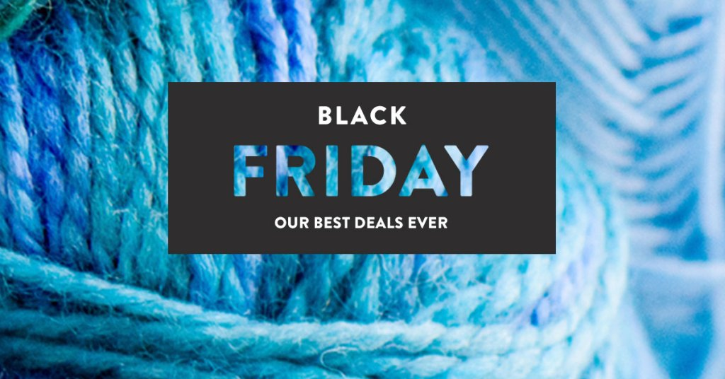 Huge Black Friday sale on craft classes (and books)!