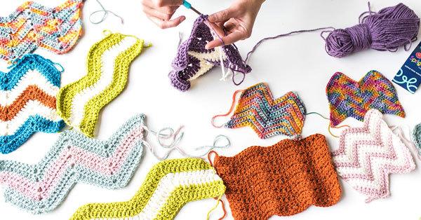 Zigzag Crochet: A Beginner's Guide to Ripples & Waves – http://shrsl.com/tc3c