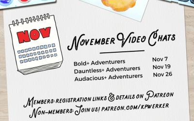 November Video Chat Dates