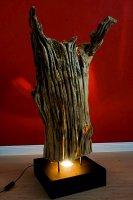Holz Lampen   Baumstamm LED Lampe Stehlampe BAN MEO   Kinaree