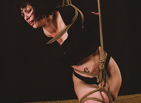 One Way into Kinbaku Kinbaku Today 2