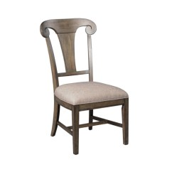 Radford Accent Tub Chair Sit Up For Infants Greyson Collection By Kincaid Furniture Fulton Splat Back Side